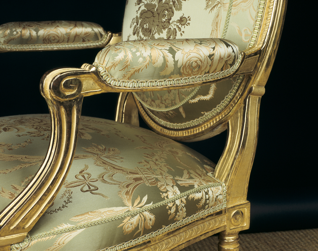 Maison brazet galerie for Chambre louis xvi versailles